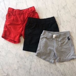 Lot of Three Shorts